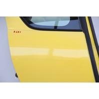 Mazda RX8 04-11 Rear Door Right/Passenger Yellow OEM FEY17202XA