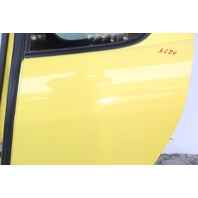 Mazda RX8 04-11 Rear Door Assembly Left/Driver's Side Yellow OEM FEY17302XA