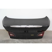 Infiniti G37 Sedan 2013 Trunk Deck Lid Tail Gate Black H4300-JK0MM OEM 08-13