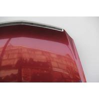 Acura RL 05 06 07 08, Hood Bonnet Engine 60100-SJA-A91ZZ Burgundy Factory OEM