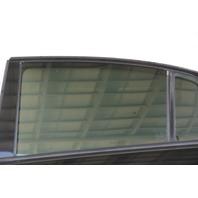 Acura TL Rear Door Assembly Left/Driver Black 67550-SEP-A90ZZ OEM 04-08