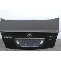 Acura TL Trunk Deck Lid Assy Black 68500-SEP-A90ZZ, Factory OEM 2004-2008
