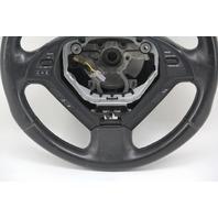 Infiniti G37 Sedan 09-13 Steering Wheel, Black Leather W/ Cruise Voume Switches