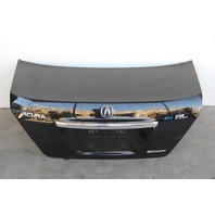 Acura RL Rear Trunk Deck Lid Black 68500-SJA-A93ZZ Factory OEM 2005-2008