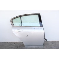 Infiniti G37 Sedan 08-13 Rear Door, Right Side Electric Silver, H210M-JK0MA
