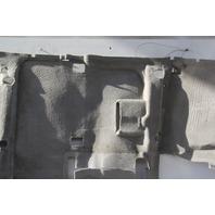 Toyota Highlander 08 09 10 Grey/Gray Full Floor Carpet OEM