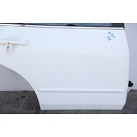 Honda Accord Sedan 03-07 Rear Door Assy Left Side White Factory OEM