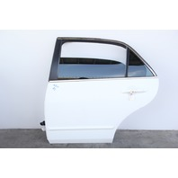 Honda Accord Sedan 03-07 Rear Door Assy Right Side, White Factory OEM
