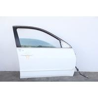 Honda Accord Sedan 03 04 05 06 07 Front Door, Right Side White OEM