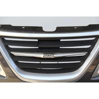 Saab 9-3 Sedan Front Bumper Face Cover Grey Full Assembly 12774313 OEM 08-11