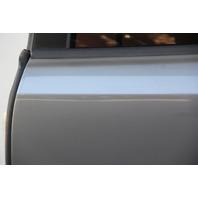 Saab 9-3 Sedan 08-11 Rear Door Assy Left/Drivers Side Electric Grey 12780338 OEM