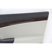 Saab 9-3 08-11 Door Panel Trim Lining Front Right/Passenger, Tan OEM
