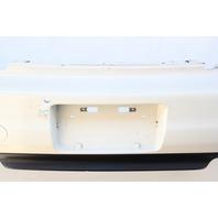 Honda S2000, Rear Bumper Cover, White 2000-2003 OEM