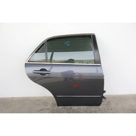 Honda Accord Sedan 03-07 Rear Door Assy Right Side, Grey Factory OEM