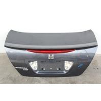 Honda Accord Sedan 06-07 Trunk Deck Lid Luggage Grey OEM 68500-SDR-A80