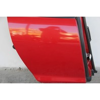 Mazda RX8 04-11 Rear Door Right/Passenger Red OEM FEY17202XA