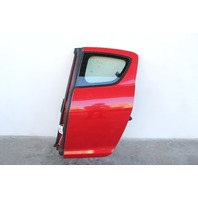 Mazda RX8 04-11 Rear Door Assembly Left/Driver's Side Red OEM FEY17302XA