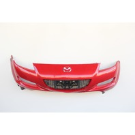 Mazda RX8 Front Bumper Cover Red ONLY F1515003XAAA OEM 04-08