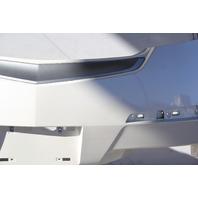 Acura TL 09-11 Rear Bumper Cover Assy Pearl White 04715-TK4-A80 OEM