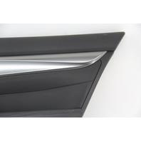 Acura TL Rear Right/Passenger Door Panel Lining Trim Black OEM 09-11
