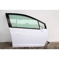 Honda Insight Front Door Right/Passenger White 67010-TM8-A90 OEM 10-14
