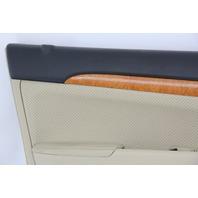 Acura TSX 04-08 Interior Door Trim Panel, Front Left Tan 83558-SEC-A11