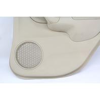 Acura TSX 04-08 Interior Door Trim Panel, Rear Right Tan 83704-SEC-A01