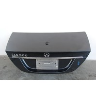 Mercedes Benz CLS500 Trunk Decklid Deck Lid Blue 2197500875 OEM 06 2006, 2007, 2008, 2009, 2010, 2011