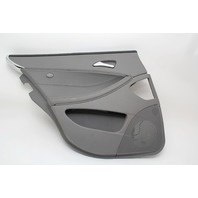 Mercedes Benz CLS500 Rear Left/Driver Door Panel Grey OEM 06