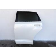 Toyota Venza 09-16 Rear Door Assy. Left/Driver's Side Silver OEM 67004-0T020