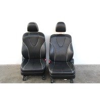Toyota Venza 2013 Front Seat Assembly, Set Left & Right Side, Black Leather OEM