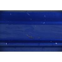 Nissan 350Z Coupe Rocker Panel Molding, Right/Passenger Blue Factory OEM 03-08