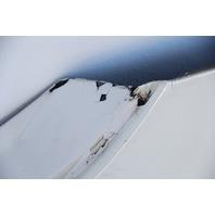 Nissan 350Z Rocker Panel Molding Left/Driver White 76851-CD025 OEM 03-09