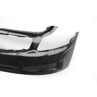 Infiniti G37 Sedan Front Bumper Cover Black 62022-JK60H OEM