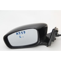 Infiniti G37 Sedan Power Side View Mirror Left/Driver Black OEM 08-13