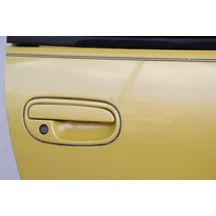 Nissan 300ZX Coupe 90-91 Front Door Assy Right Side, Yellow OEM