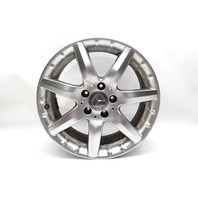 Mercedes C230 Coupe  Wheel Rim Disc 7 Spoke 17 Inch, 2034011802 #1 02 03 04 05