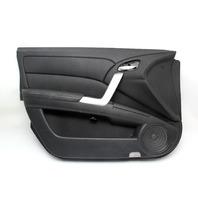 Acura RDX 07-12 Front Left/Driver Side Door Panel Black OEM 67050-STK-A90