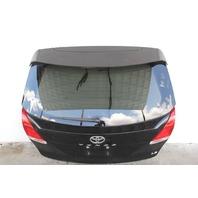 Toyota Venza Liftgate Deck Trunk Lid Manual Lift Black 09-14 OEM 2009 2014 2010