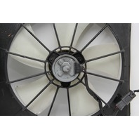 Honda Element Radiator/Condenser Cooling Fan w/Motor Shroud Set OEM 07-11