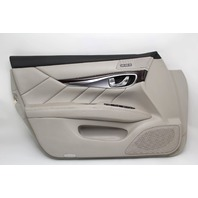 Infiniti M37 Sedan 11-12 Front Left Door Panel, Grey 80901-1MA0C