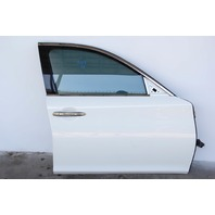 Infiniti M37 Sedan 11-13 Front Door, Right Side Electric White, 2011 2012 2012