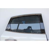 Infiniti M37 Sedan 11-13 Rear Door, Right Side Electric White 2011 2012 2013