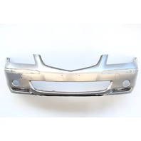 Acura RL Front Bumper Cover w/o Fog Light Lamps Silver 04711-SJA-A90 OEM 05-08