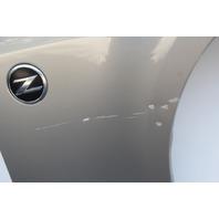 Nissan 350Z Fender Panel Right/Passenger Silver FCA00-CD0MA OEM 03-07