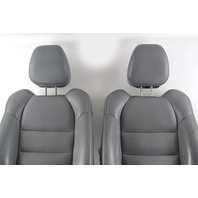Acura MDX Front Seat Left Driver and Right Passenger Set Pair Grey, 2003 OEM