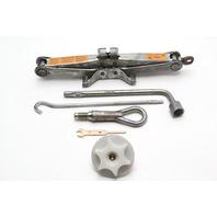 Nissan 350Z Jack Assembly Spare Tire Tool Set 6 Piece OEM 2003-2004