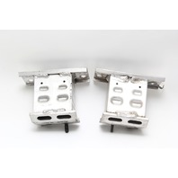 Toyota Prius Front Bumper Reinforcement Bracket Mount Set Aftermarket 10-15