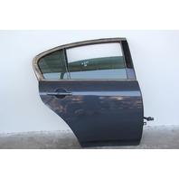 Infiniti G37 Sedan 08-13 Rear Door, Right Side Electric Grey, H210M-JK0MA