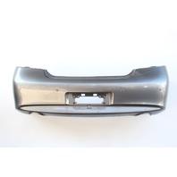 Infiniti G37 Sedan 10-13 Rear Bumper Cover Gray w/Park Assist 85022-1NF1H OEM
